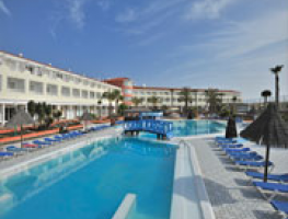 Globales Costa Tropical Hotel